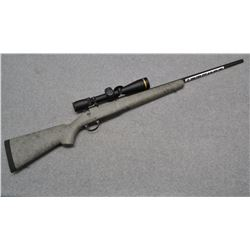 SCI AK Banquet Rifle: Nosler M48 Liberty .300-win mag Rifle, Leupold VX-5HD rifle scope, SKB Case