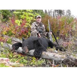 *British Columbia – 7 Day – Black Bear Hunt for One Hunter