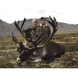 NWT – 6 Day – Mountain Caribou Hunt for Two Hunters