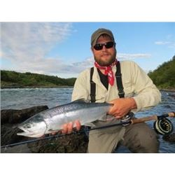 *Alaska – 6 Day - Fishing Trip for One Person