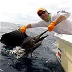 *Costa Rica – 6-Day - World Class Sport Fishing/Resort Package for Two Anglers