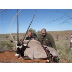 *South Africa – 7 Day – Four Animal Safari for Each of Two Hunters