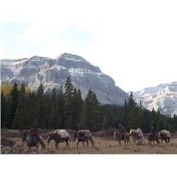 Alberta – 4 Day - Rocky Mountains Holiday Adventure for Two People