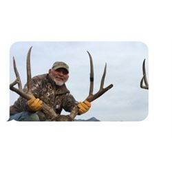 Montana – 2– Day –Management Mule Deer Hunt for One Youth Hunter