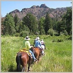 Wyoming – 4 Day – Summer Pack Trip for Two Adventurers