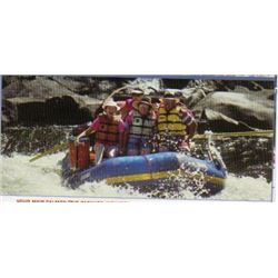 Idaho – 5-Day – Whitewater Rafting Trip for Two Rafters