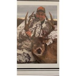 Saskatchewan – 6 Day – Whitetail Deer Hunt for One Hunter