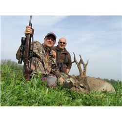 European Roe Deer Hunt for 2