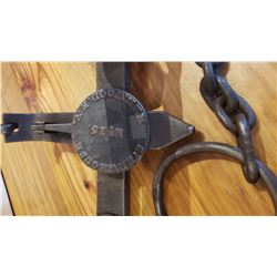 Antique Bear Trap Newhouse #15