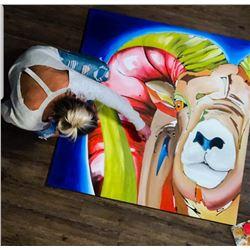 Tara Banks Original Painting
