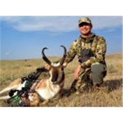 3 Day Wyoming Archery Hunt:
