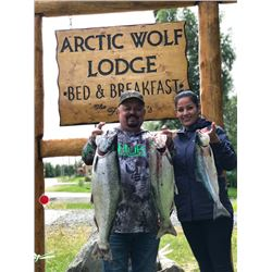 Kenai Fishing Trip for 2