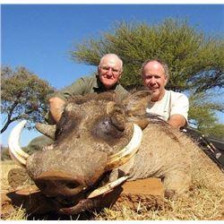Ten-Day Namibian Safari for Four Plains Game