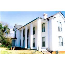 MIMOSA PLANTATION EST. 1810 REAL ESTATE AUCTION 5 AC /LOT #1 OF #3