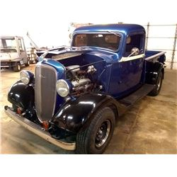 1936 CHEVY PICK UP / SHOW CONDITION!