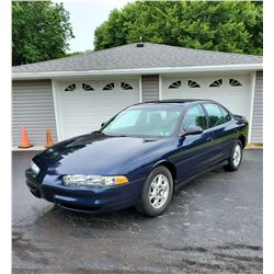 2000 OLDS INTRIGUE, ONLY 38,000 MILES! FWD