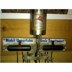Vintage Mobil Oil Upper Lube Tonic Treatment