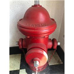Vintage Kennedy Fire Hydrant