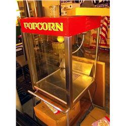 Popcorn Machine, Works Great!