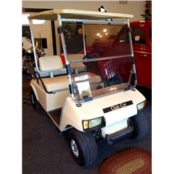 Club Car Gas Cart