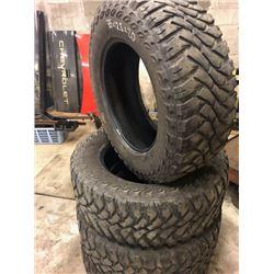 Set of 4 Tires, 35 x 12.5 x 20