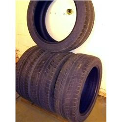 Set of 4 Truck Tires, 265-45-22