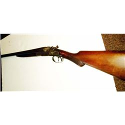 American Gun Company New York12 Gage Hammer Gun