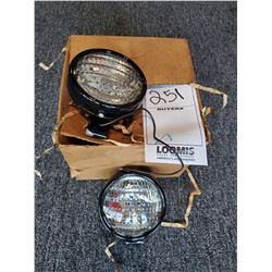 Ernest Holmes Driving Lights, New in Box