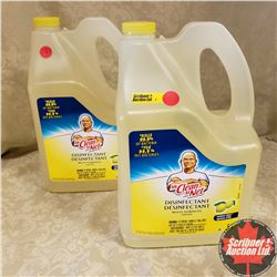 Mr. Clean 2 Jugs (5 Litre Jugs)