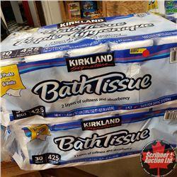 Kirkland Toilet Paper 2 Pkgs (30 Rolls per Pkg)