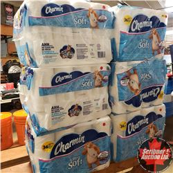 Charmin Ultra Soft Toilet Paper 6 Pkgs (36 Giant Plus Rolls Per Package)