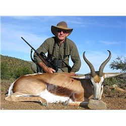 SOUTH AFRICA - PLAINS GAME SAFARI FOR 1 to 4 HUNTERS