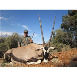 10 Day Plains Game Hunt for 2 Hunters - $13,000 / Exhibitor