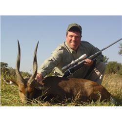 South Africa Spiral Horn Hunt for 2 Hunters - $24,300 / Exhibitor