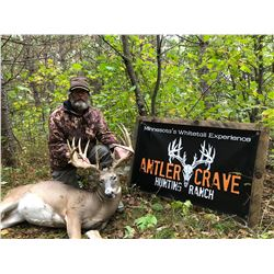 Hunt a Giant Minnesota Whitetail at Antler Crave - $9,900 / Exhibitor