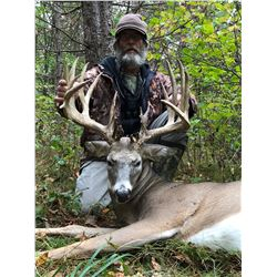 Hunt a Giant Minnesota Whitetail at Antler Crave - $14,900 / Exhibitor