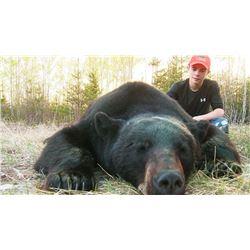 Saskatchewan Black Bear and Waterfowl Hunt - $6,500