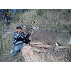 Arizona Archery Hunt for Velvet Coues Deer - $2,500