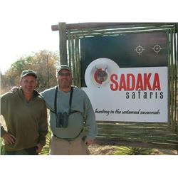 Limpopo, South Africa Safari for 2, 3 or 4 Hunters - $15,600 / Exhibitor