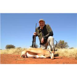 10 Day Hunting Safari for 2 Hunters and 2 Non-Hunters - $16,100 / Exhibitor