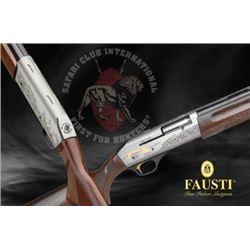 FAUSTI PROGRESS GLX 12 GA SHOTGUN