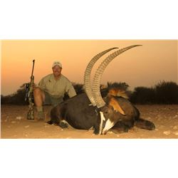 7 Day Safari in South Africa for 2-4 Hunters with Legadema Safari