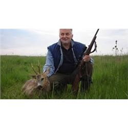 Touring and Roe Deer Hunting in Serbia