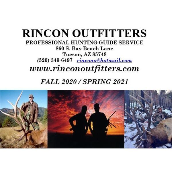 LA21-03 - Arizona Coues Whitetail Deer Hunt