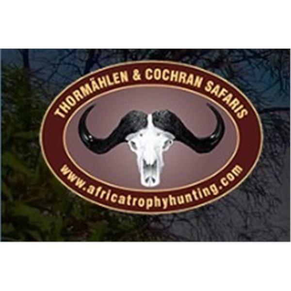 LA21-05 - South Africa Free Range Park Hunt
