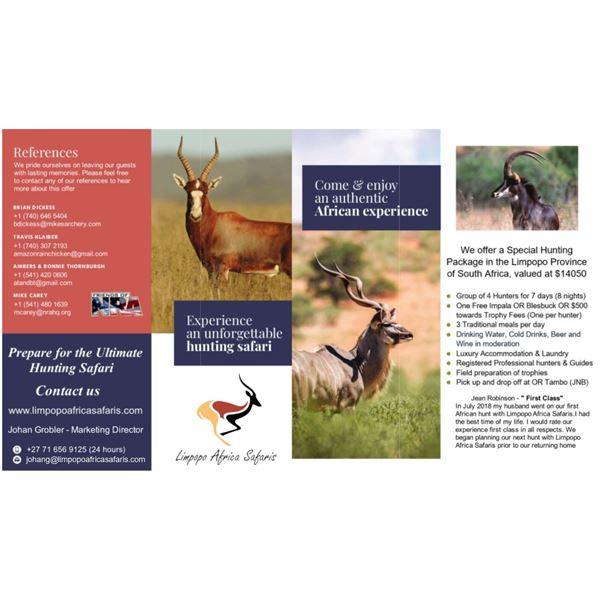 LA21-06 - Limpopo Africa Safaris