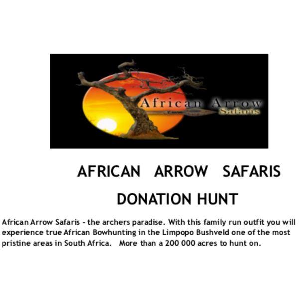 LA21-19 - African Arrow Safaris Bow Hunt