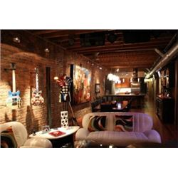 2 NIGHT STAY AT THE NASHVILLE MUSIC LOFT FOR UP TO 6 PEOPLE