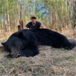 Alberta Hunting Company – Bear Hunt