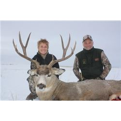 Buckbrush Outfitters – Trophy Archery Whitetail and Mule Deer Combination Hunt – Alberta, Canada
